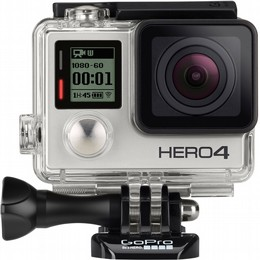 ����� ����� GoPro HERO4 Silver Edition