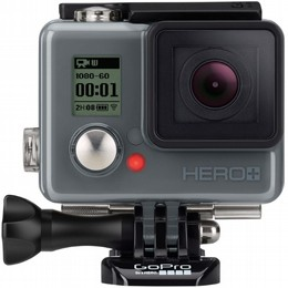 ����� ������� GoPro HERO3+ Silver Edition