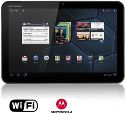 ����� �������� XOOM WIFI, ��� 10.1 �����, 32GB - �� �����