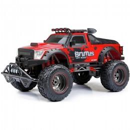 מכונית ענקית על שלט New Bright RC Brutus Truck