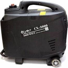 גנרטור מושתק 3000 וואט I-VOLT JAPAN CX-3000