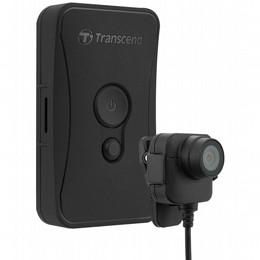 מצלמת גוף לאנשי ביטחון Transcend DrivePro Body 52