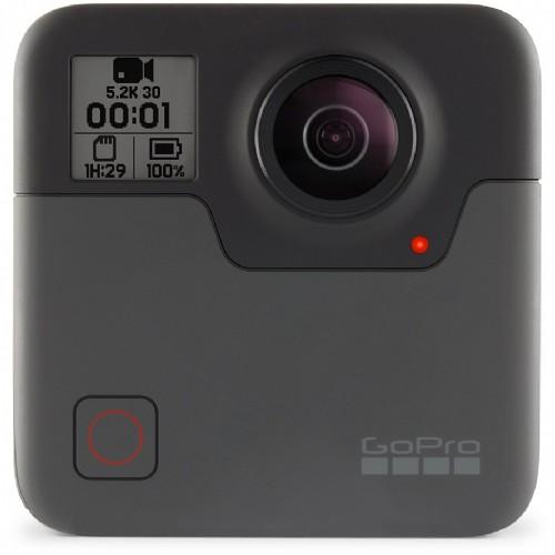 ענק מצלמת גופרו 360 מעלות GoPro Fusion | מצלמות | מצלמות אקסטרים YU-19