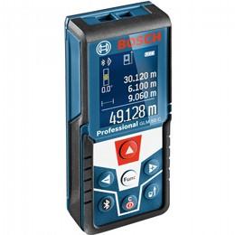 מד טווח לייזר מקצועי עם אפליקציה Bosch GLM 50C