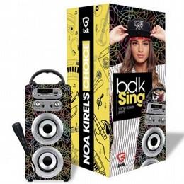 מערכת קריוקי ביתית נועה קירל BDK Sing K8 Karaoke