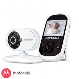בייבי מוניטור עם מצלמה Motorola MBP622