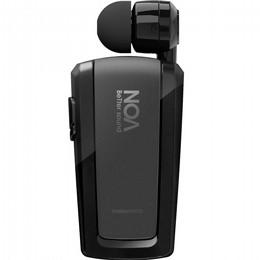 אוזניית בלוטוס עם כבל ואפשרות לשמוע מוסיקה Noa Classic Plus