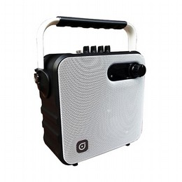 בידורית ניידת עם מיקרופון אלחוטי AC T5 Plus