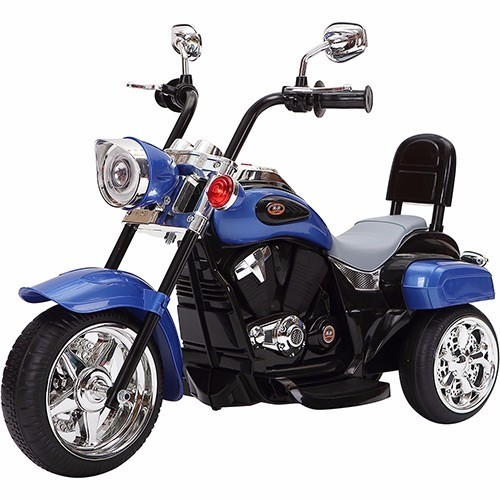 עדכני אופנוע ממונע הארלי דוידסון 3 גלגלים לילדים ProWheels TR1501 WK-35