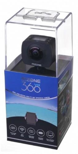 מדהים מצלמה 360 מעלות Mzone VR 360 OD-26